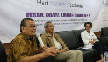 Foto Awas, Diabetes Tipe II Muncul Tanpa Disadari
