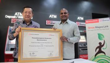 Foto Sinarmas Kembali Berkolaborasi Luncurkan Produk Bancassurance Terbaru