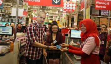 Foto Siap-siap, LotteMart Bersama BNI Bakal Gelar Shopping Race di Medan