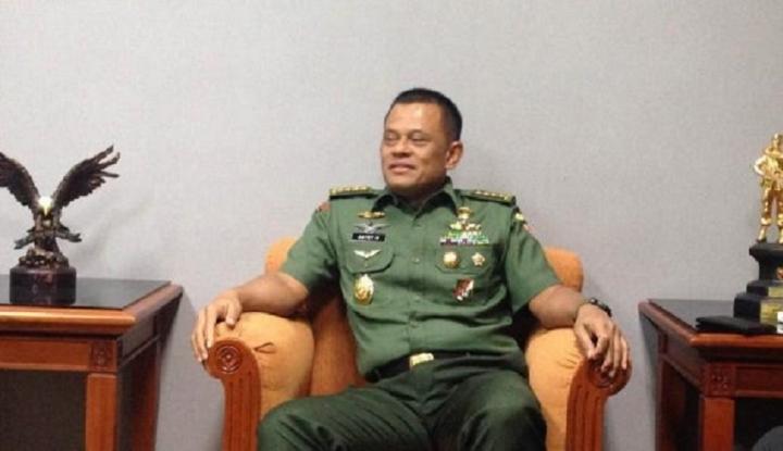 Foto Berita Panglima TNI: Di Medsos Susah Bedakan antara Opini dan Fakta