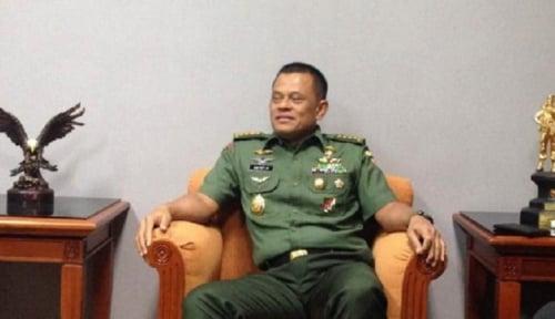 Foto Panglima TNI Ditolak Masuk AS, Dubes AS Minta Maaf ke Menlu