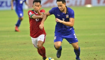 Foto Indonesia.Bungkam Thailand, 3-0