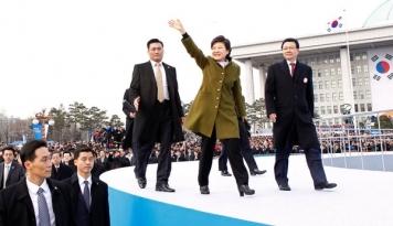 Foto Parlemen Korsel Makzulkan Presiden Park Geun-hy