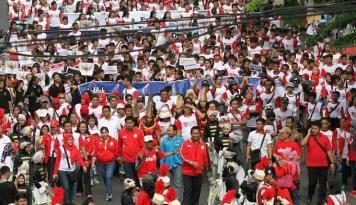 Foto Jaringan '98: Partai Politik Liberal Hancurkan NKRI!
