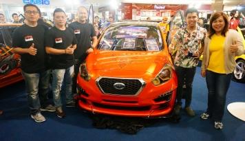 Foto Datsun Targetkan Penjualan Tumbuh 10%