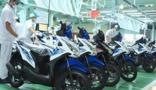 Foto Di Manado Penjualan Motor Honda Meningkat