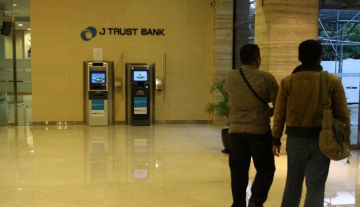 Foto Berita J Trust Bank Himpun Laba Rp121,5 Miliar Sepanjang 2017