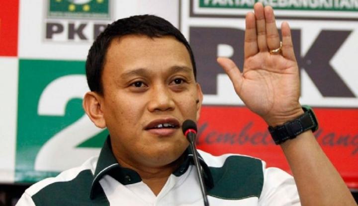 Foto Berita Marahi Jurnalis, TKN: Prabowo Panitia Reuni 212?