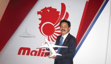 Foto Modal Pesawat Bekas, Begini Kisah Rusdi Kirana Sukses Dirikan Lion Air