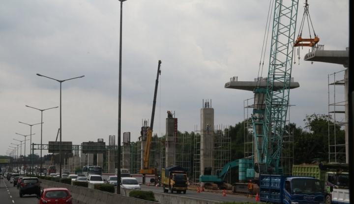 Foto Berita INDEF: Sektor Infrastruktur Lebih Tepat Dibiayai Perbankan Syariah