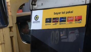 Foto Integrasi Uang Elektronik Akan Diberlakukan di Tol Cipali