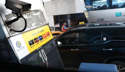 Turun 71%, Ada 298.829 Kendaraan Masuk Jakarta di H+5 Lebaran