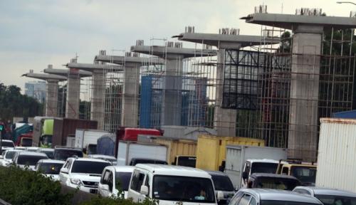 Foto Proyek LRT Akan Dipamerkan Pada Pertemuan IMF-Bank Dunia