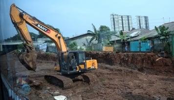 Foto Dishub DKI Akan Lakukan Rekayasa Lalin Pembangunan Flyover Bintaro