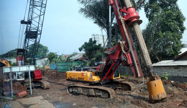 Foto Berita Ada 'Bau' Tak Sedap dalam Proyek Jalan di Kabupaten Oksibil