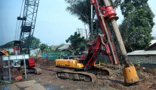 Foto PUPR: 30 Proyek Jalan Dalam Tahap Pengerjaan
