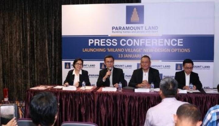 Foto Berita Paramount Luncurkan Dua Klaster Baru di Gading Serpong
