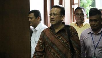 Foto Permohonan PK Irman Gusman Dikabulkan MA