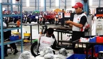 Foto Produk Suku Cadang Otomotif Indonesia Masuki Pasar Eropa