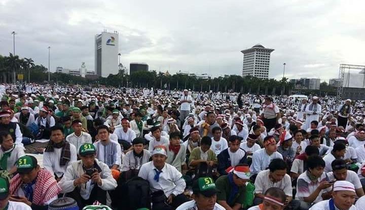 Foto Berita Massa Kembali Akan Gelar Aksi 212 di Jakarta