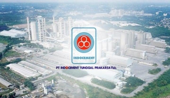Foto Berita Indocement Resmi Operasikan Terminal Semen Lampung