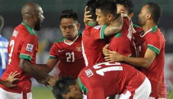 Foto Jokowi Ucapkan Selamat Timnas Indonesia Capai Final Piala AFF 2016