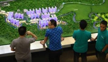 Foto APLN Lengkapi Apartemen PGV Dengan Sirkuit