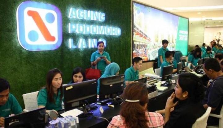 Foto Berita Laba Bersih Anjlok 100,7%, Begini Kata Agung Podomoro Land
