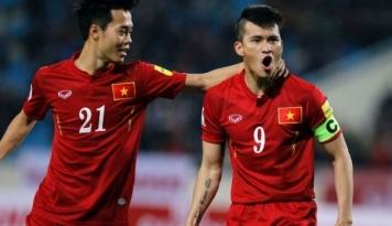 Foto Kalahkan Jordania, Vietnam Lolos ke Perempatfinal Piala Asia
