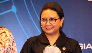 Foto Menteri Retno: Pemerintah Maksimalkan Perlindungan WNI di Luar Negeri
