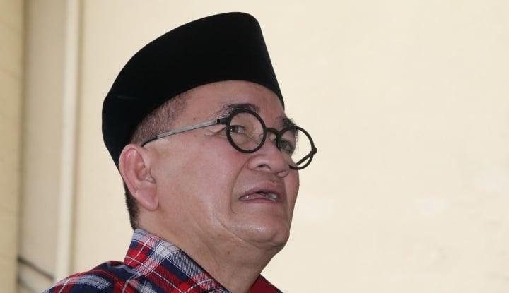 Bilang Jokowi Lagi Sandiwara, Ocehan Amien Rais Diskak Ruhut!