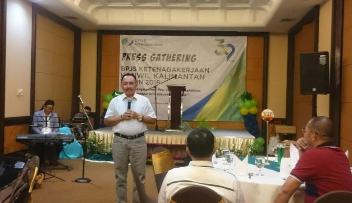 Foto Berita Program Pensiun Jadi Unggulan BPJS Ketenagakerjaan Kalimantan