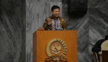 Foto Novanto Dicekal, DPR Bakal Panggil Dirjen Imigrasi