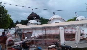 Foto Tower Bersama Bantu Ribuan Korban Gempa Pidie Jaya