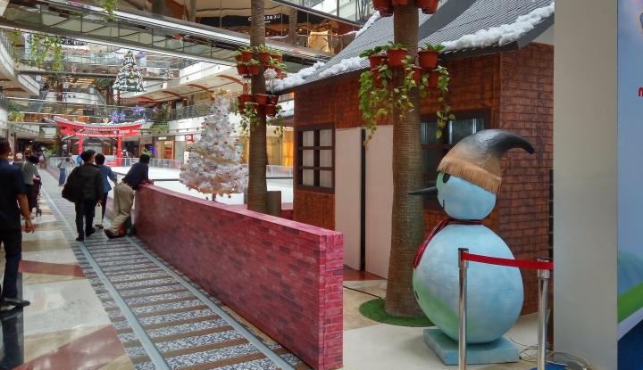 Foto Berita PIM Hadirkan Winter Wonderland, Rayakan Natal dan Tahun Baru