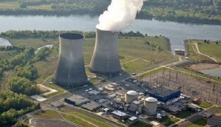 pertama kali, negara ini rilis izin listrik dengan tenaga nuklir
