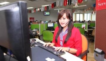 Foto Telkomsel Perbanyak Layanan di Pusat Perbelanjaan