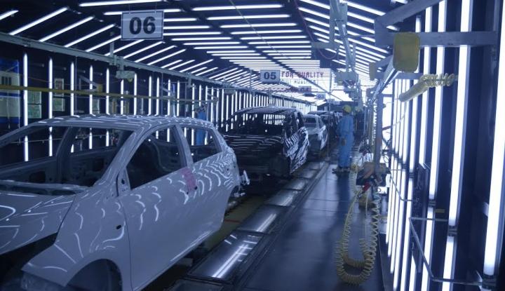 Foto Berita Setiap 2,8 Menit Satu Unit Mobil Keluar dari Dapur Toyota