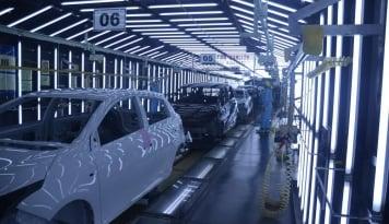 Foto Toyota dan Suzuki Sepakat Produksi Kendaraan di India