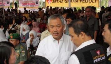 Foto Bank Artha Graha Cetak Laba Bersih Rp33,47 Miliar