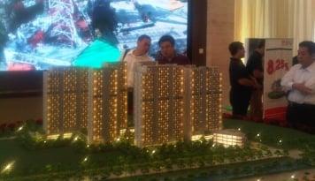 Foto Baru di Launching Daan Mogot City Sudah Terjual 75%