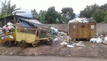Foto Refleksi Akhir Tahun, Wujudkan Indonesia Bebas Sampah 2020