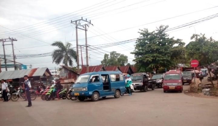 Foto Berita Akun Disuspensi, Komunitas Driver Online Lampung Minta Aplikator Transparan