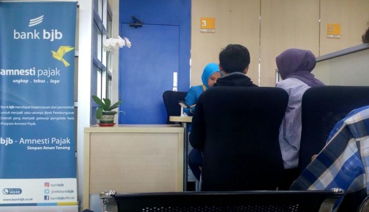 BJB Catat Laba Bersih Rp1,55 Triliun di 2018
