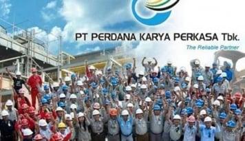 PKPK Perdana Karya Perkasa Targetkan Dua Proyek Senilai Rp63 Miliar Tahun 2019