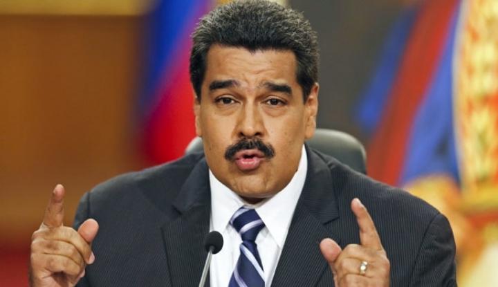 Foto Berita Maduro Usir Dubes AS dari Venezuela