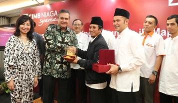 Foto CIMB Niaga Syariah Gandeng 7 Lembaga Kembangkan Produk Tabungan Wakaf