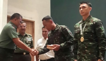 Foto Panglima TNI: Ke Depannya, TNI Harus Bermaterikan Individu Berkemampuan Teknologi