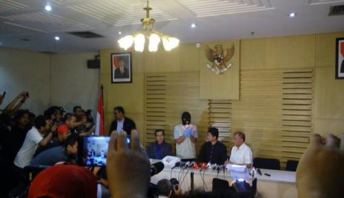 Foto KPK: Panitera PN Jaksel yang Kena OTT
