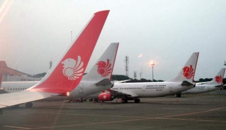 Apa Ada Kecacatan pada Pesawat Lion Air JT 610? - Warta Ekonomi